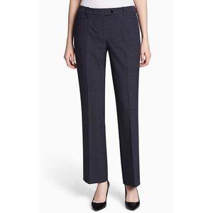 Calvin Klein Modern Fit Straight Leg Textured Pant